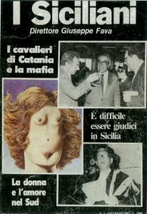 Il numero della rivista I Siciliani contenente l'articolo I quattro cavalieri dell'apocalisse mafiosa