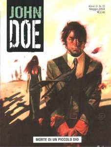 John Doe 12 - Morte di un piccolo Dio