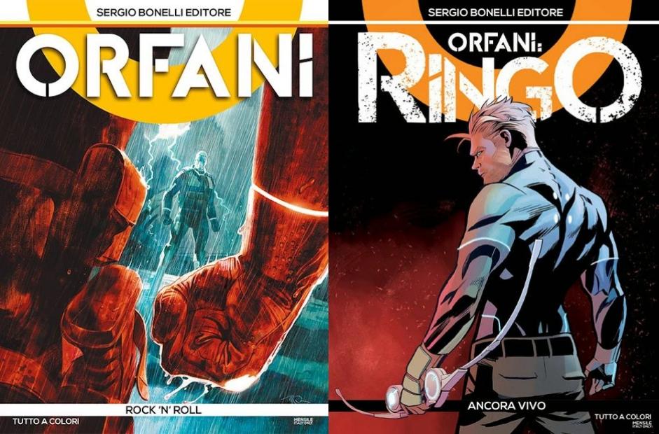 Orfani #12 / Ringo #1