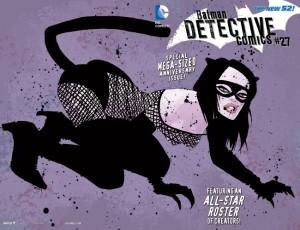 Detective Comics 27 (variant cover di Frank Miller)