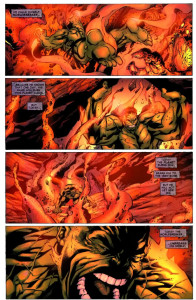 Hulk tiene insieme a forza il pianeta Sakaar