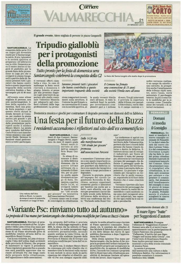 Corriere 2011.05.24 Pagina
