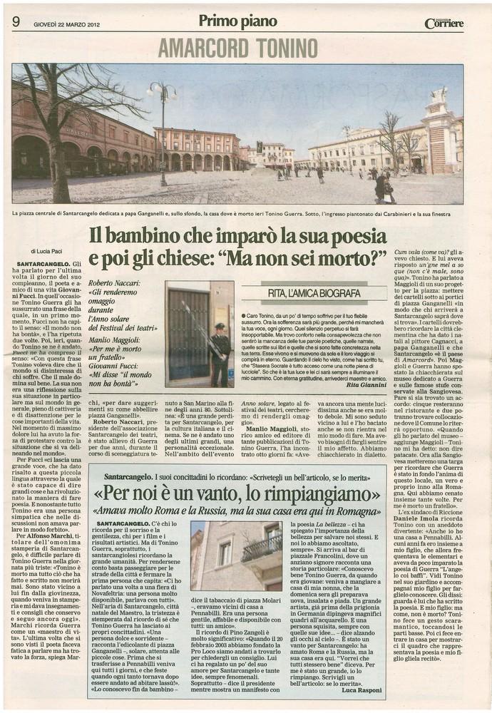 Corriere 2012.03.22 Pagina