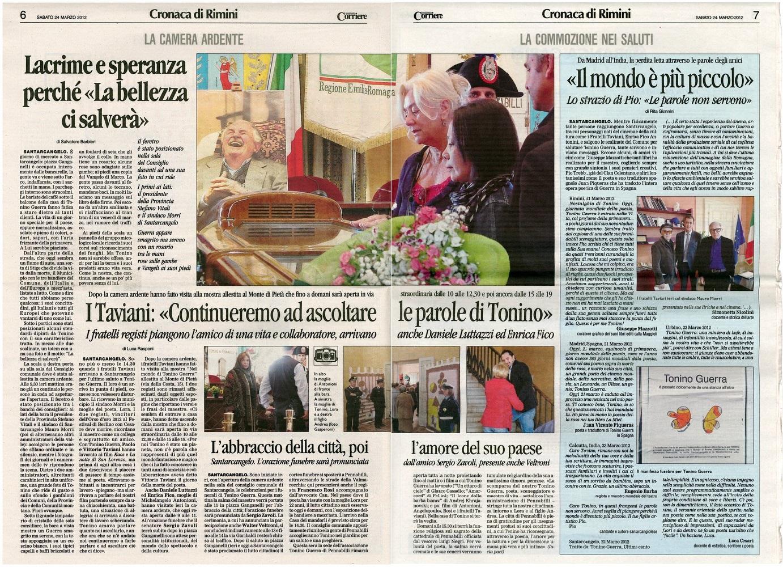 Corriere 2012.03.24 Pagina