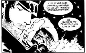 Corto Maltese e Rasputin
