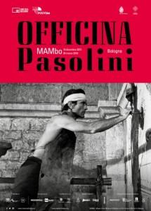 Officina Pasolini: locandina