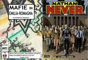 Fumetti contro le mafie: Mafie in Emilia-Romagna illustrate ai ragazzi e Nathan Never 297