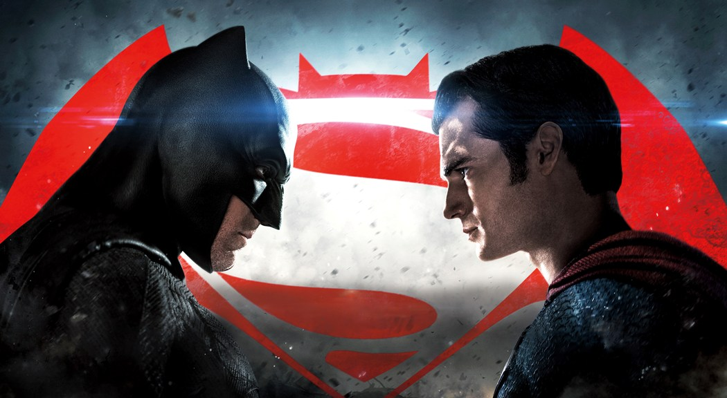 Lo scontro tra Batman e Superman in Batman v Superman: Dawn of Justice