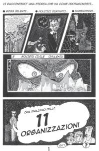 Fumetti contro le mafie: Mafie in Emilia-Romagna illustrate ai ragazzi