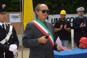 Brescello sciolto per mafia: l'ex sindaco Ermes Coffrini (foto: Gazzetta di Reggio)
