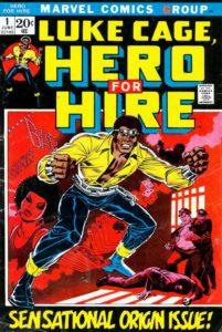 Guida ai supereroi Marvel: il primo numero di Luke Cage