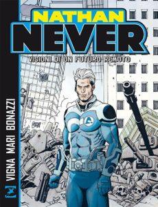 25 anni di Nathan Never: Visioni di un futuro remoto