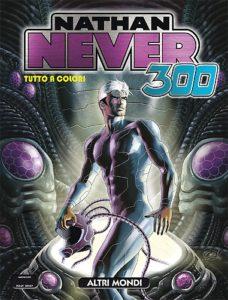 25 anni di Nathan Never: il numero 300