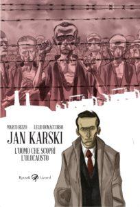 Jan Karski: copertina