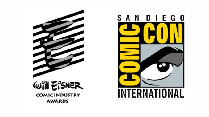 Eisner Awards logo