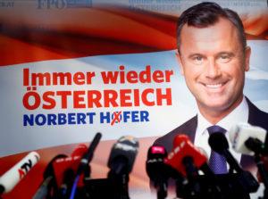 La fine dell'Europa comincia da Fermo: il candidato alla presidenza austriaca Norbert Hofer (Internazionale)