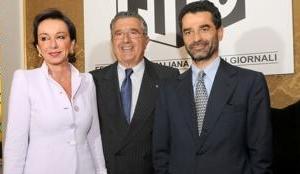 Cairo-Rcs: De Benedetti padre e figlio, Mondardini