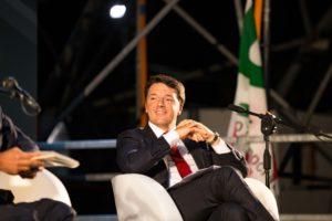 Matteo Renzi (41 anni), presidente del Consiglio e segretario PD