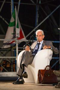 Carlo Smuraglia (93 anni), presidente ANPI