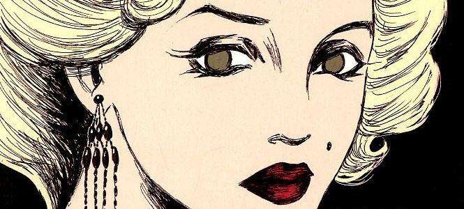 Goodbye Marilyn: dettaglio della copertina