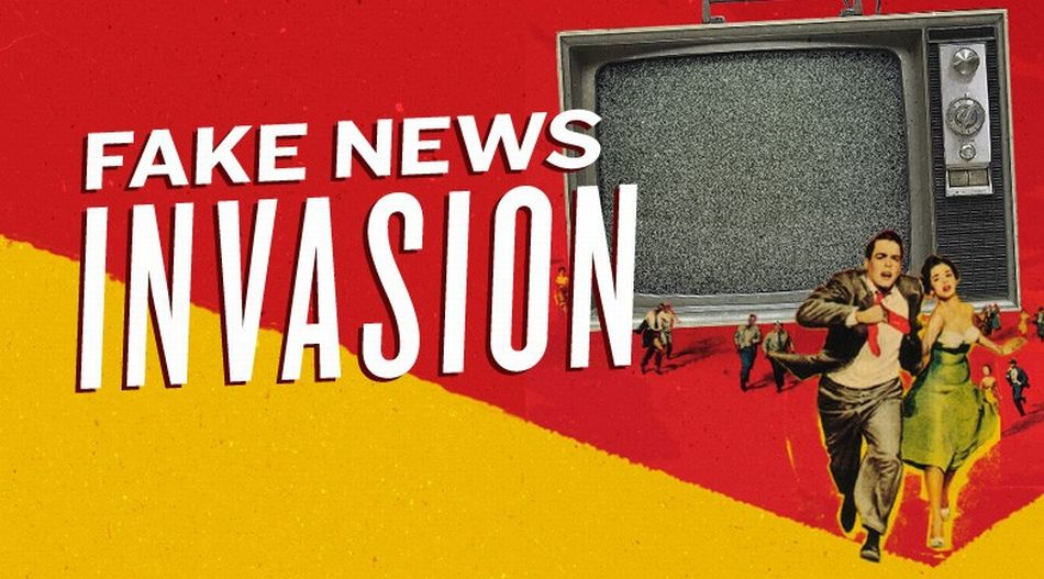 Bufale e fake news invasion