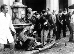 Nuova sentenza per piazza della Loggia: la strage (foto: Wikipedia)