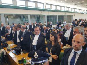 Relazione della Direzione nazionale antimafia: Roma
