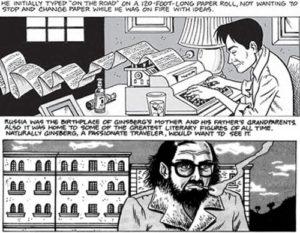 The Beats - Kerouac-Ginsberg
