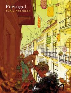 Portugal di Cyril Pedrosa - Copertina
