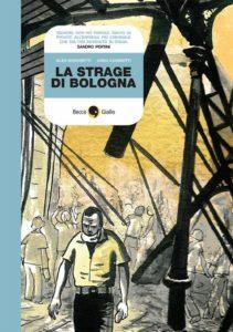 Strage di Bologna - Copertina